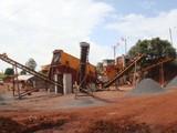 Uganda 60tph crusher plant